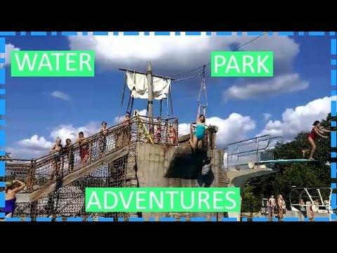 Edina Water Park Adventures Video