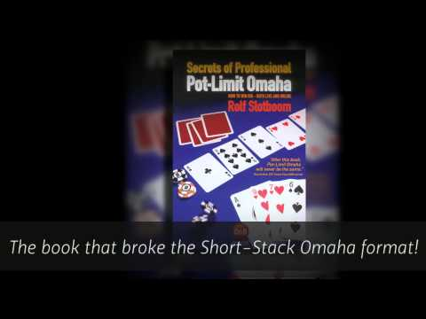 The Best Pot Limit Omaha Books (PLO)
