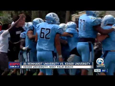 Reinhardt University vs Keiser University