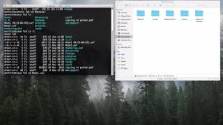 Linux / Mac OS X Terminal Tutorial | Part 1 Introduction to command line