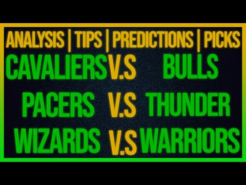 4/21/21 FREE NBA Picks and Predictions Today NBA Betting Tips