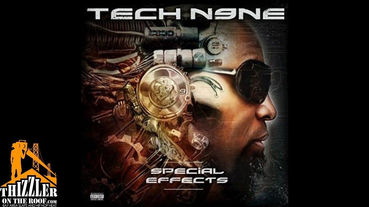 Download Tech N9ne ft. E-40, Krizz Kaliko - No K [Thizzler.com]