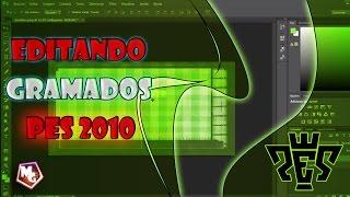 Editando Gramados Pes 2010 (HD)