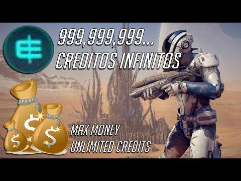 Mass Effect: Andromeda - Creditos Infinitos