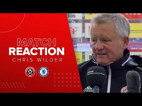 Chris Wilder | Sheffield United 3-0 Chelsea | Premier League reaction