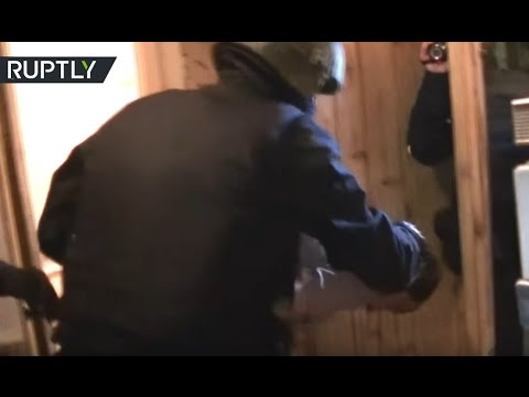 Anti-terrorism sweep: 12 suspected extremists detained in Moscow region