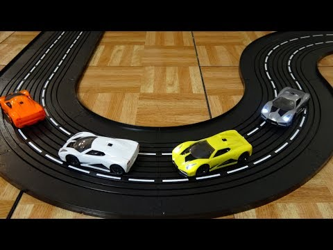 DMX Racer Next Generation Slot Cars Racing
