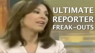 8 Greatest News Reporter Freakouts