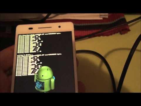 Huawei Ascend P6 guida aggiornamento ROM da batista70phone