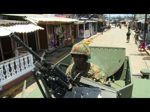 Buenaventura: Sad Example Of Deadly Violence Plaguing Colombia