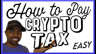 How to pay taxes on cryptocurrency profits - Binance in USA - how to handle taxes. ** GIVEAWAY **