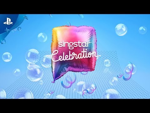 PlayLink - SingStar Celebration Launch Trailer | PS4