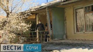 В Сочи приступили к ремонту дома, пострадавшего при взрыве газа(, 2016-02-29T12:14:49.000Z)