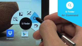 [How To] วิธีการใช้ S Pen จาก Samsung Galaxy Note
