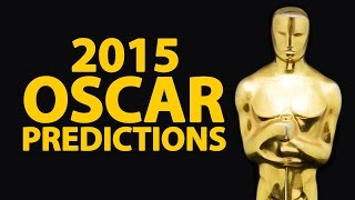 2015 #Oscars - Picks & Predictions #JPMN