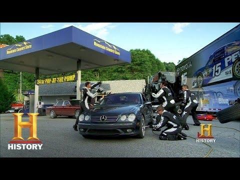 Top Gear Sneak Peek: Rut's Pit Crew