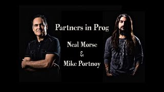 Partners in Prog -- Neal Morse and Mike Portnoy -- A Tribute