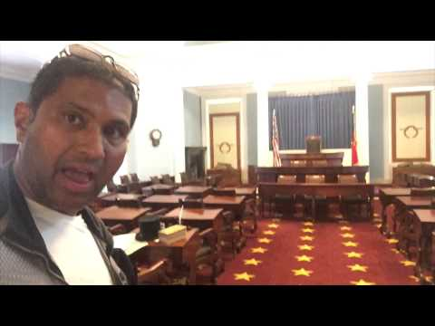 Historic State Capitol Raleigh NC