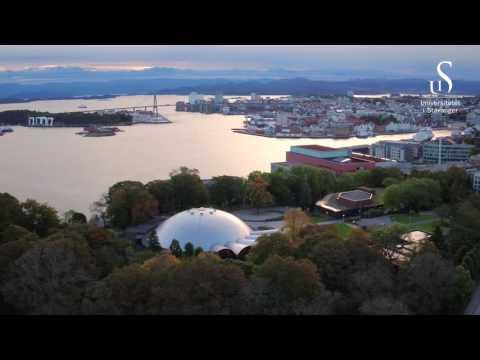 Universitetet i Stavanger - Dronevideo oktober 2016
