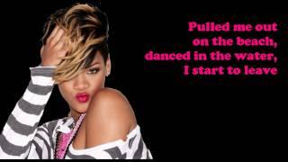 Rihanna - Te amo - Lyrics