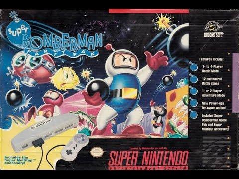 Super Bomberman (Super Nintendo)