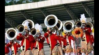 Lagu Elang versi Marching Band Gita Surosowan Banten.