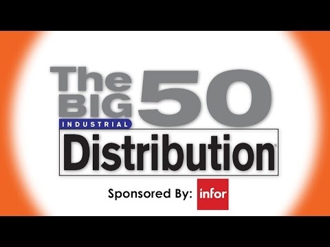 Industrial Distribution's 2015 Big 50 Video Countdown