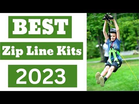 Top 7 Best Zip Line Kits In 2020 | Buy On Amazon