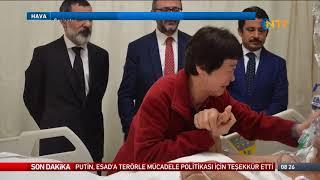 Gerçek Koreli Ayla Ve Türk Subayı Süleyman Dilbirliği nin Son Buluşması