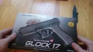 Glock 17,  gen. 2, HG, s Hop, Tokyo Marui