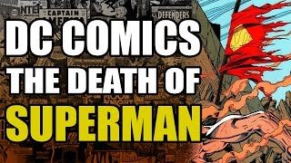 The Complete Life & Death of Superman