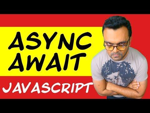Async Await JavaScript ES7
