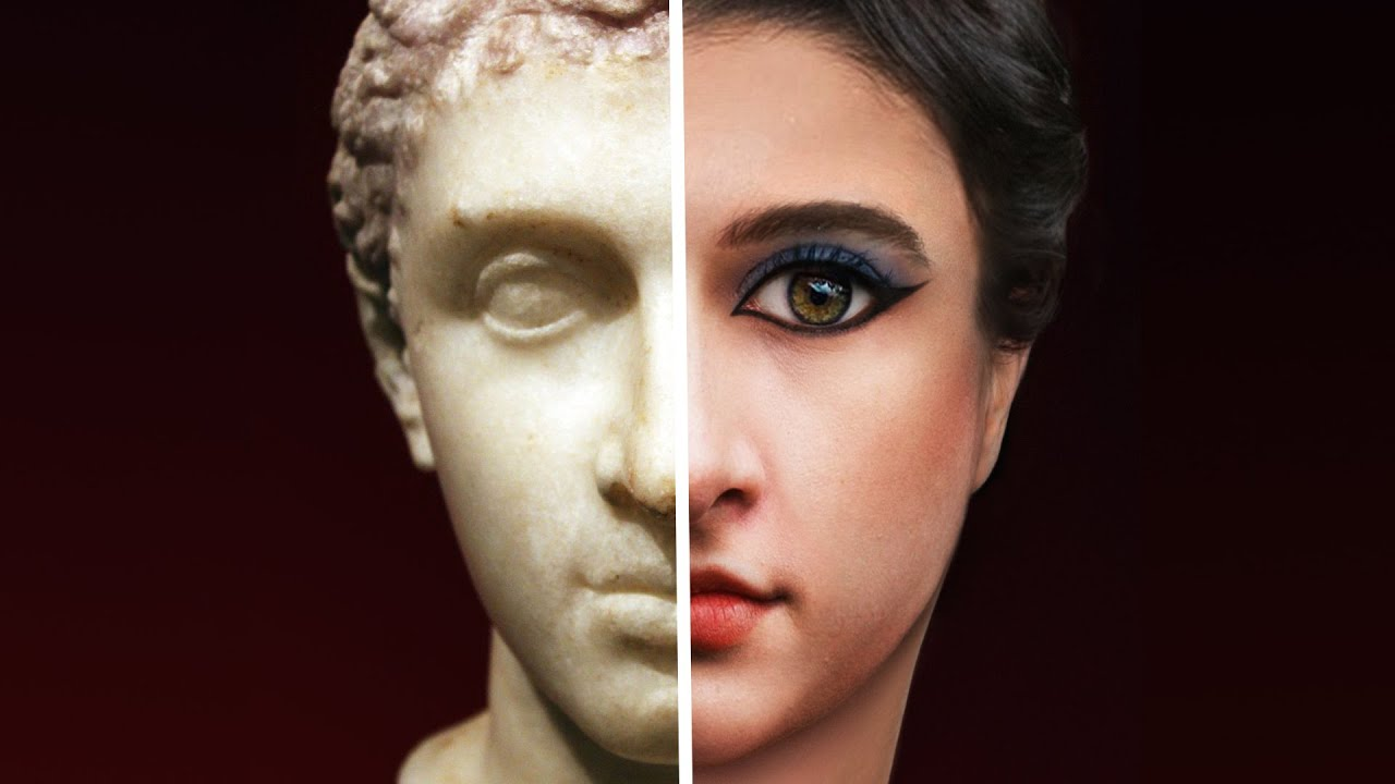How Cleopatra Looked In Real Life Youtube