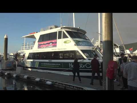 1 Day Cairns Sunset Harbour Cruise