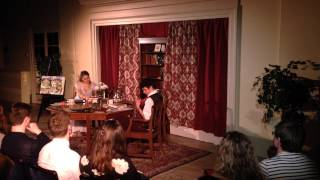 Goldney Play 2014 - Stoppard