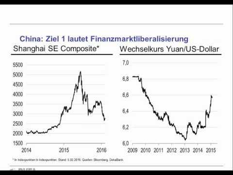 DVFA Webinar China und Globalisierung
