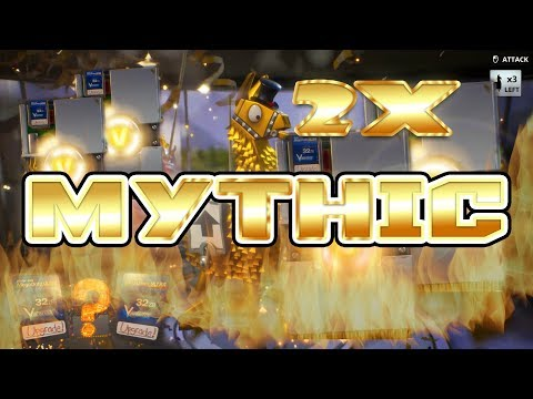 Fortnite | Lucky Llama Day | Double Mythic Loot | Jackpot Llama??!!
