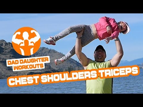 chest,-shoulders-&-triceps-exercises-(no-gym,-no-equipment)---dad-daughter-workout