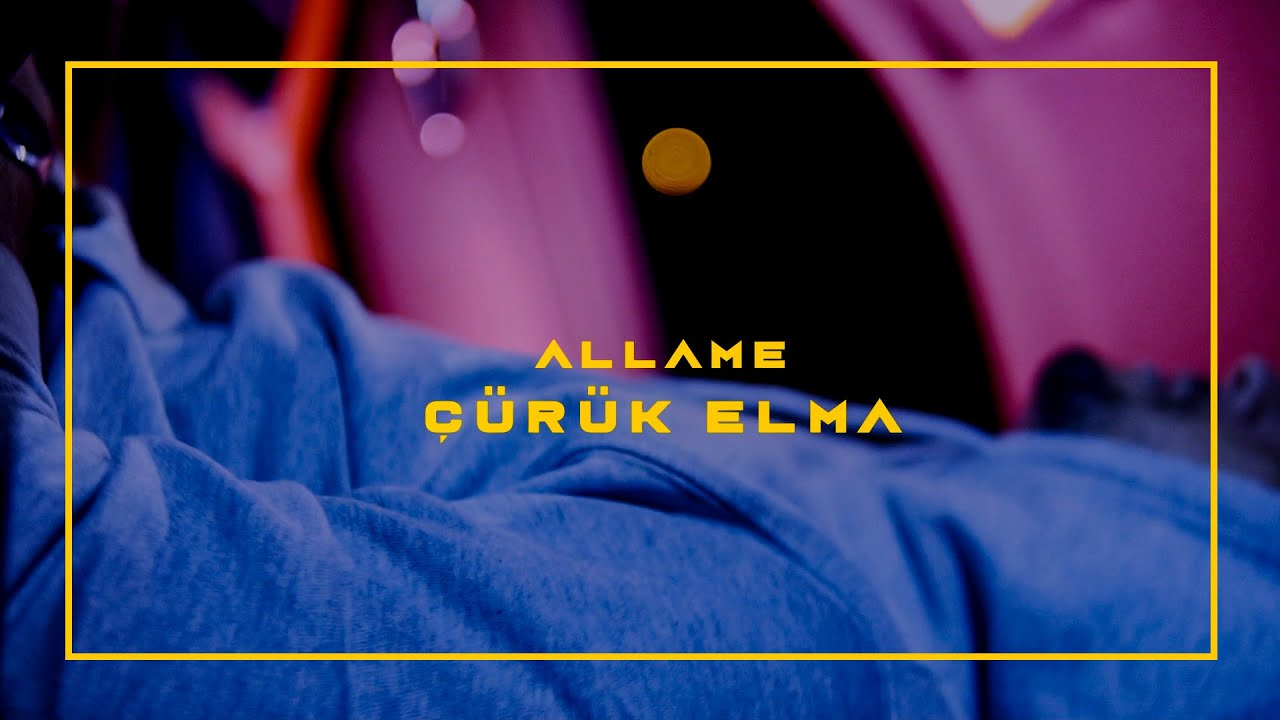 Allame - Çürük Elma (Official Video)