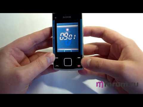 Обзор Nokia X3 - дисплей сотового