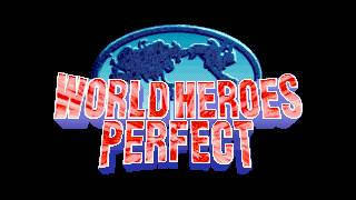 World Heroes Perfect - GAME OVER