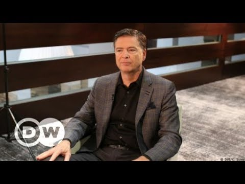 James Comey: Donald Trump's nature 'increased my commitment to stay' | DW English
