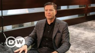 James Comey: Donald Trump's nature 'increased my commitment to stay'   DW English