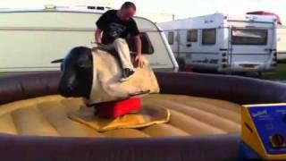 Drugstore Cowboys Rodeo Bull