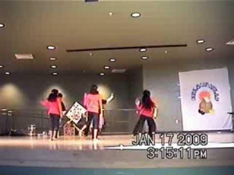 Northwest Arkansas Pongal Dance Celebration - Sikki Mukki Nerrupae Bentonville Indian Tamil - 2009