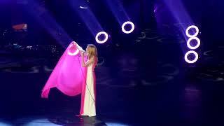 Celine Dion live in Manila Day 1 - My Heart Will Go On