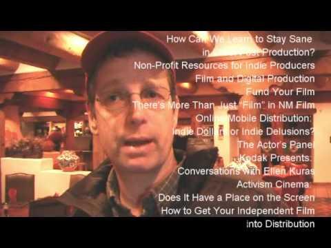 Panels & workshops at Santa Fe Film Festival