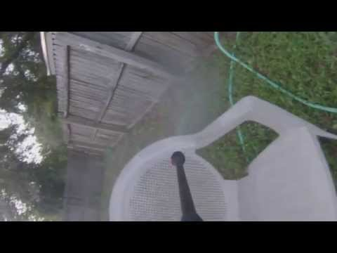 Review of Craftsman Electric Pressure Washer