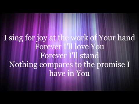Shout To the Lord by Darlene Zschech karaoke (with lyrics)