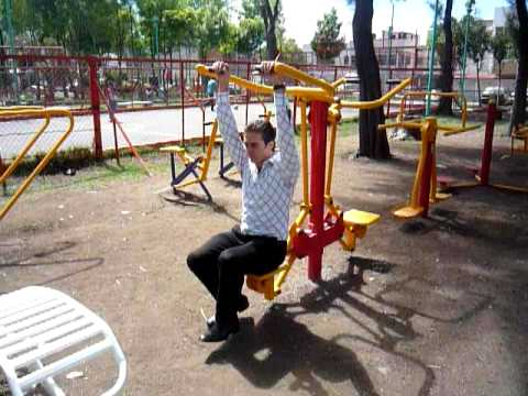 gsd gimnasios al aire libre www solucionesdeportivas com